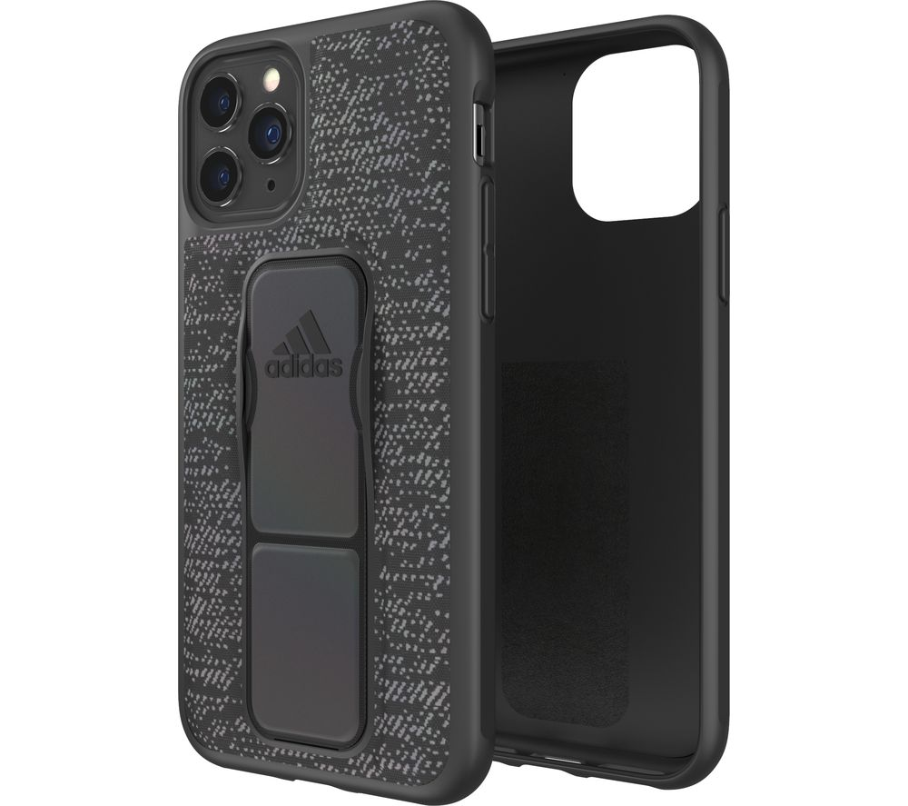 Sollozos Post impresionismo maduro  ADIDAS iPhone 11 Pro Max Sport Grip Case - Black - Currys 8718846071970 |  eBay