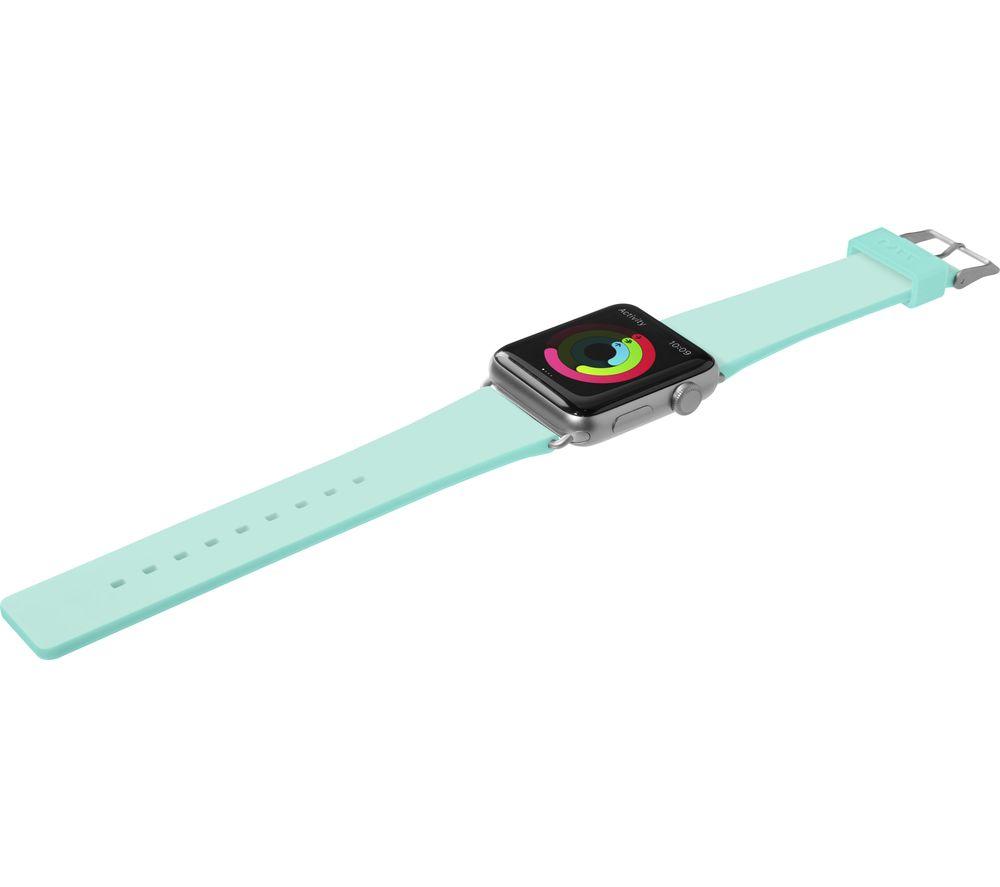 LAUT Pastel Apple Watch 38 / 40 mm Strap - Spearmint