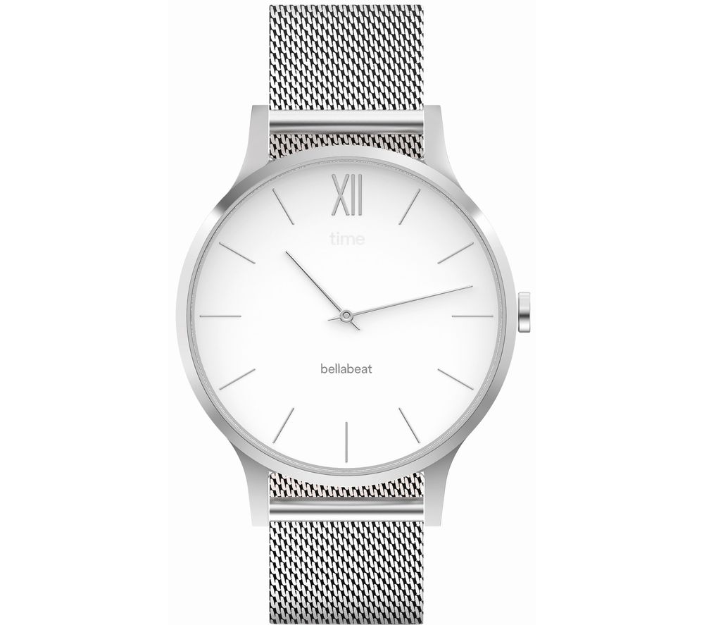 Image of Time Smart Watch - Silver, Silver