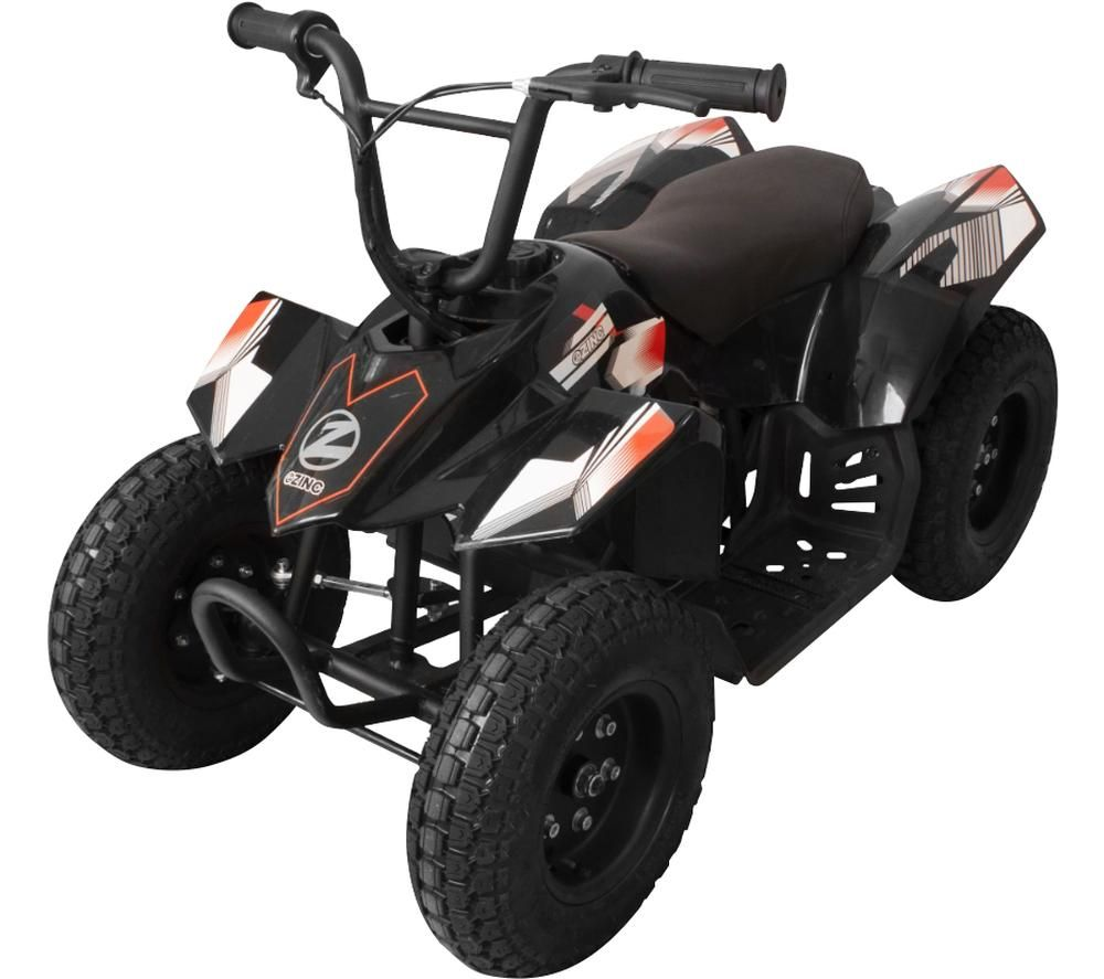 Image of ZINC ZC05991 ATV Kids Electric Ride-On Quad Bike