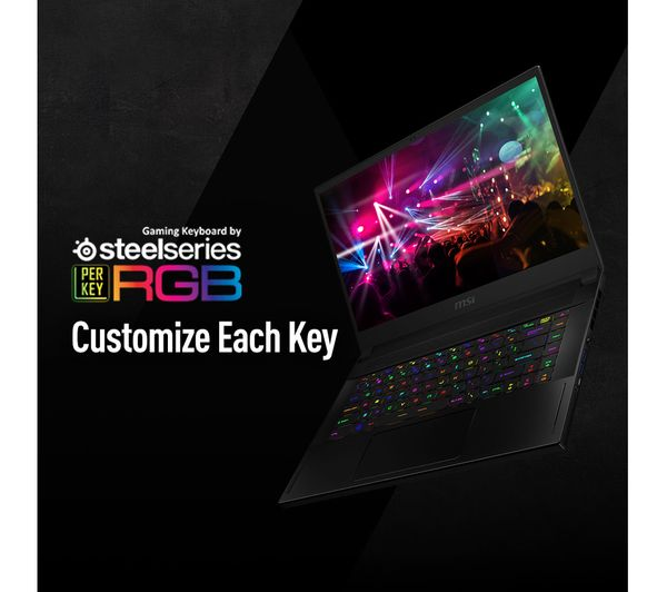"""Buy MSI Stealth GS66 15.6"""" Gaming Laptop - Intel® Core™ i7, RTX 2060, 512  GB SSD 