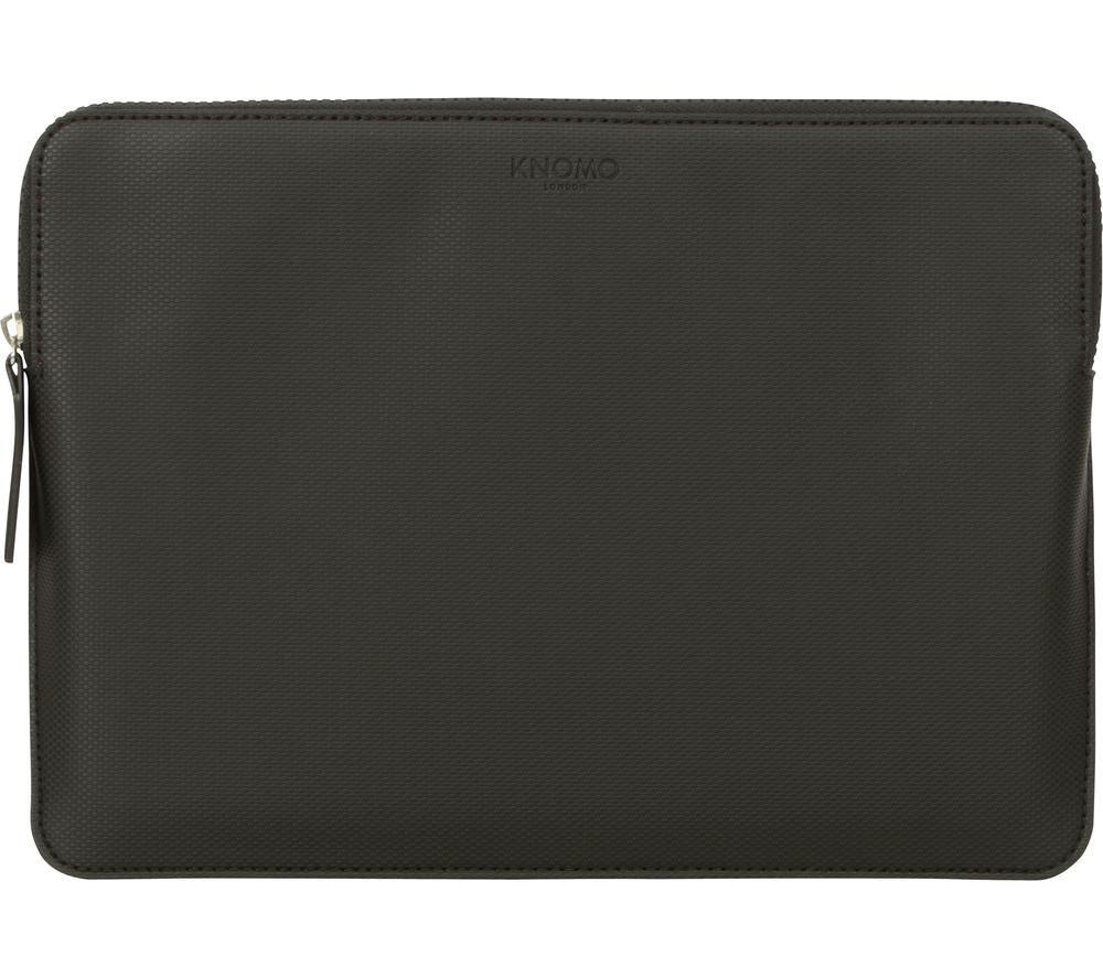 "Image of KNOMO 14-207-BPU 13"" Laptop Sleeve - Black, Black"