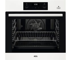 SteamBake BEB355020W Electric Steam Oven - White