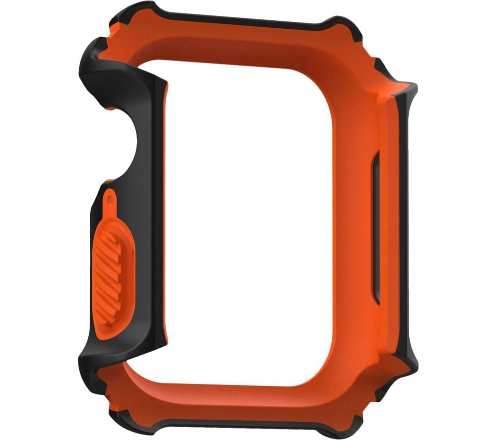 UAG Gear Apple Watch 44 mm Case - Black & Orange