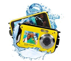 Reef 20150 Tough Compact Camera - Yellow