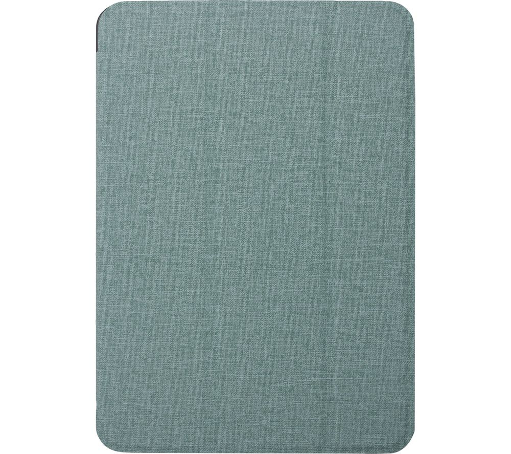 "XQISIT 10.2"" iPad Fabric Coated Cover - Teal"