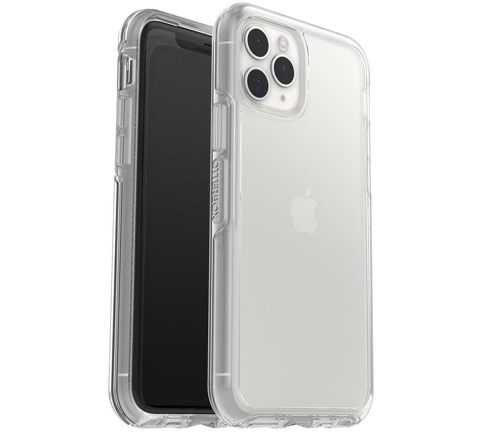 OTTERBOX Symmetry iPhone 11 Pro Case & Alpha Glass Screen Protector Bundle