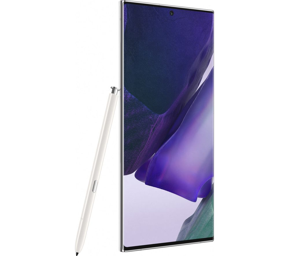 SAMSUNG Galaxy Note20 Ultra 5G - 256 GB, Mystic White