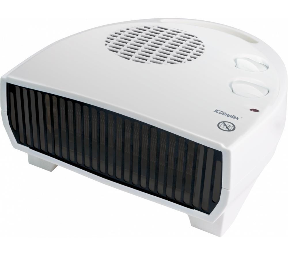 DIMPLEX DXFF30TSN Portable Hot & Cold Fan Heater - White, White