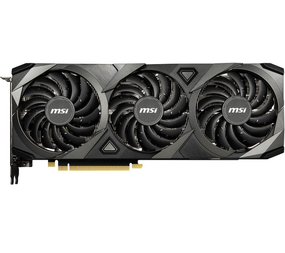 MSI GeForce RTX 3080 10 GB VENTUS 3X OC Graphics Card