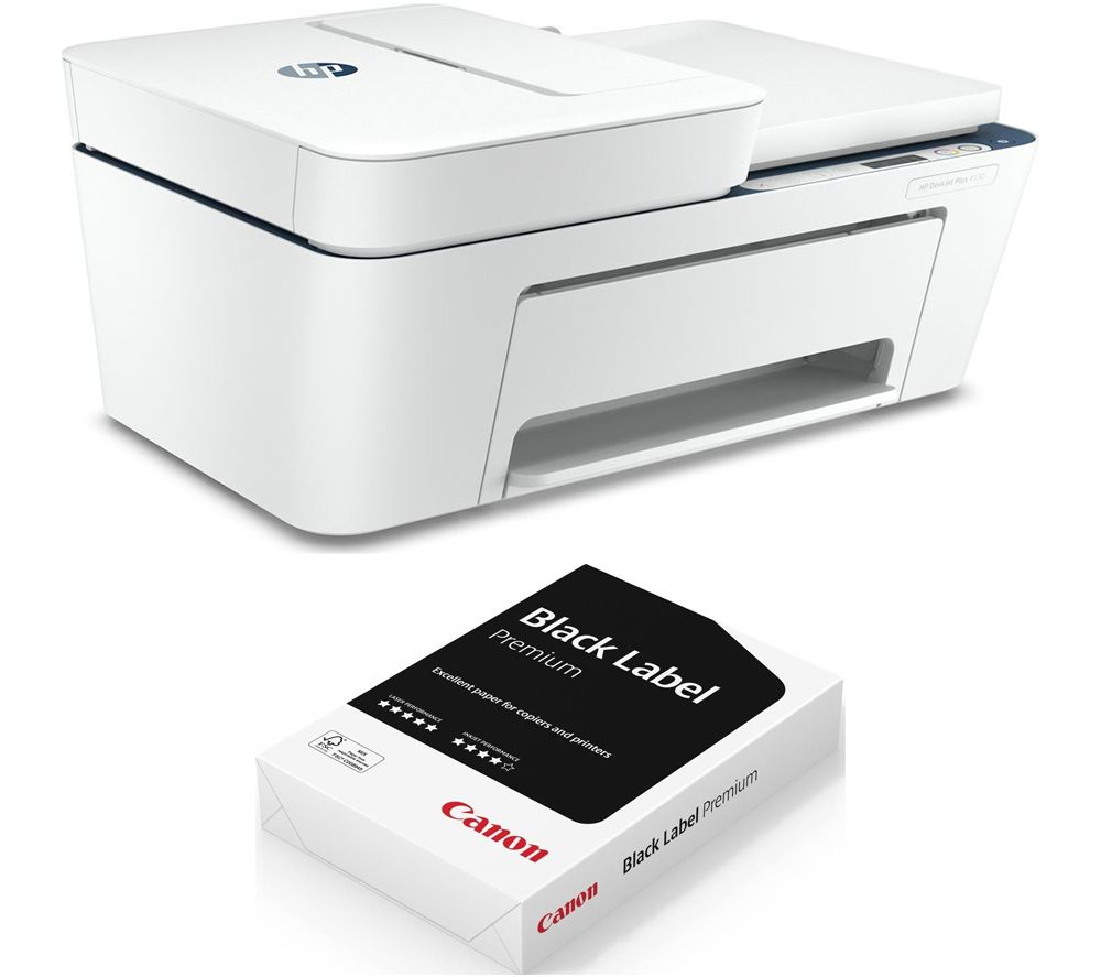 HP Print Bundle - Printer & Paper