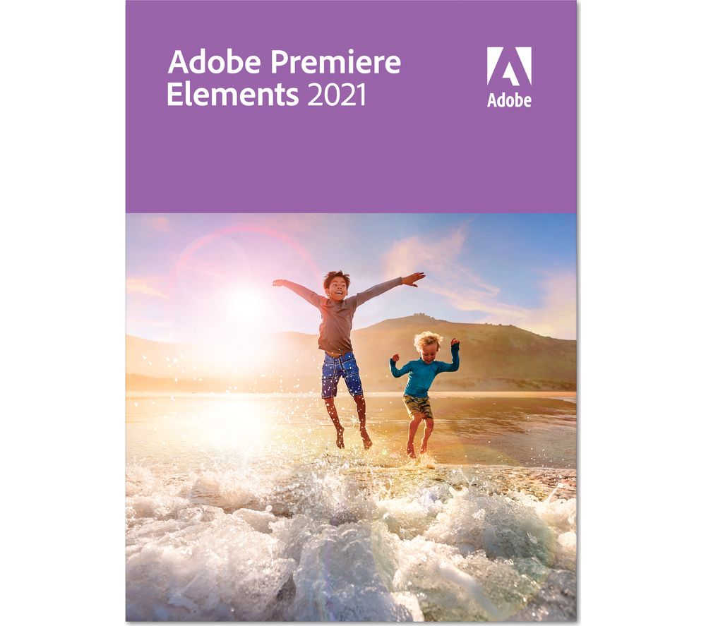 Image of ADOBE Premiere Elements 2021