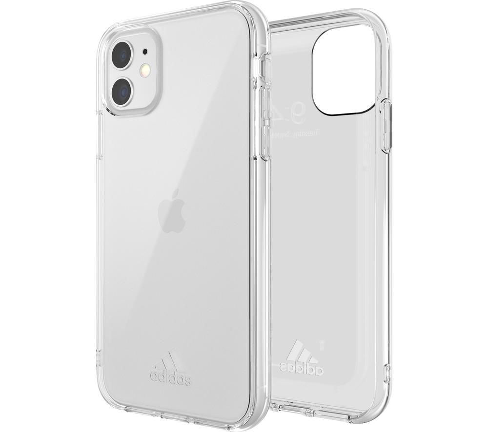 ADIDAS iPhone 11 SP Protective Case - Clear