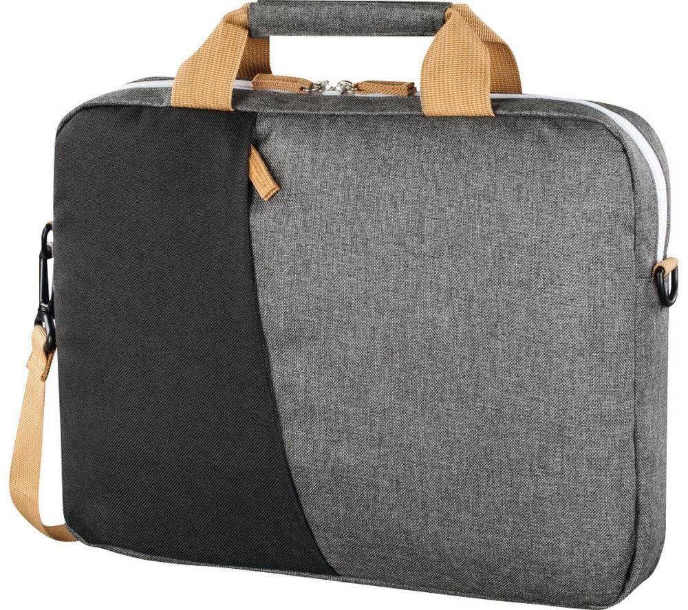 "HAMA Florence 101568 15.6"" Laptop Case - Grey & Black"