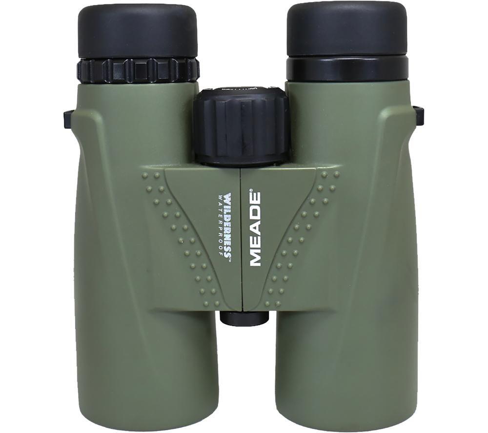 MEADE Wilderness 8 x 42 mm Binoculars - Green