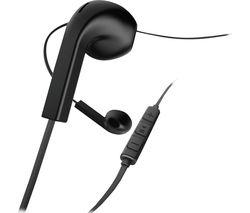 184037 Advance Earphones - Black