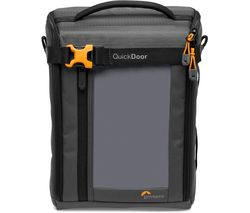 GearUp Creator Box XL II DSLR Camera Bag - Grey & Orange