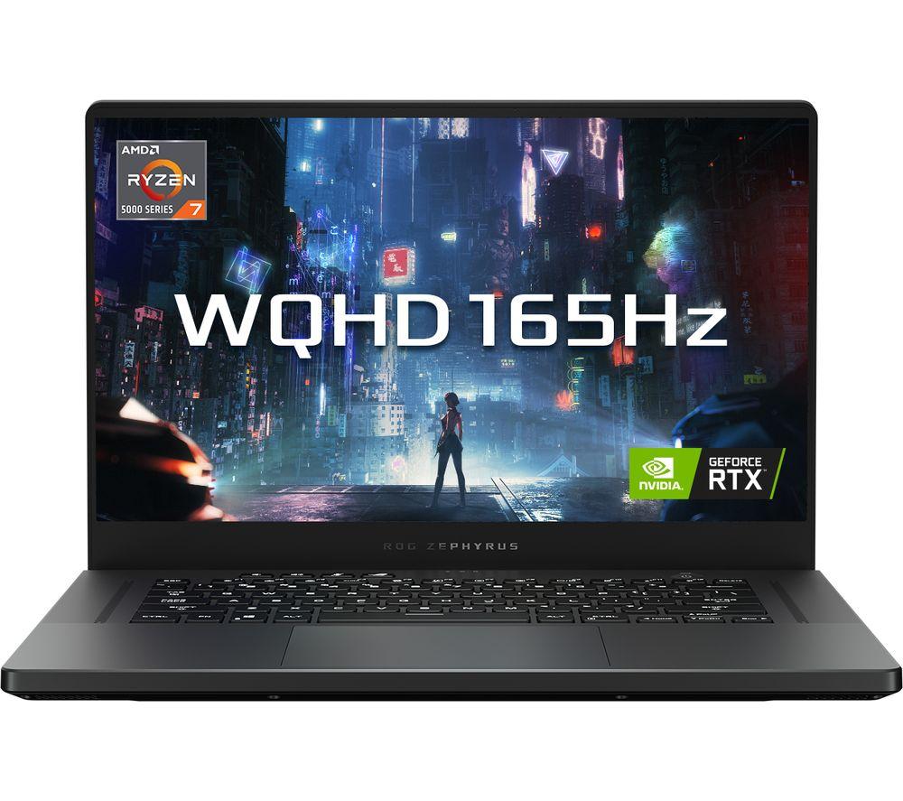 "ASUS ROG Zephyrus G15 15.6"" Gaming Laptop - AMD Ryzen 7, RTX 3080, 1 TB SSD"