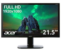 "KA220HQbid Full HD 21.5"" TN Monitor - Black"