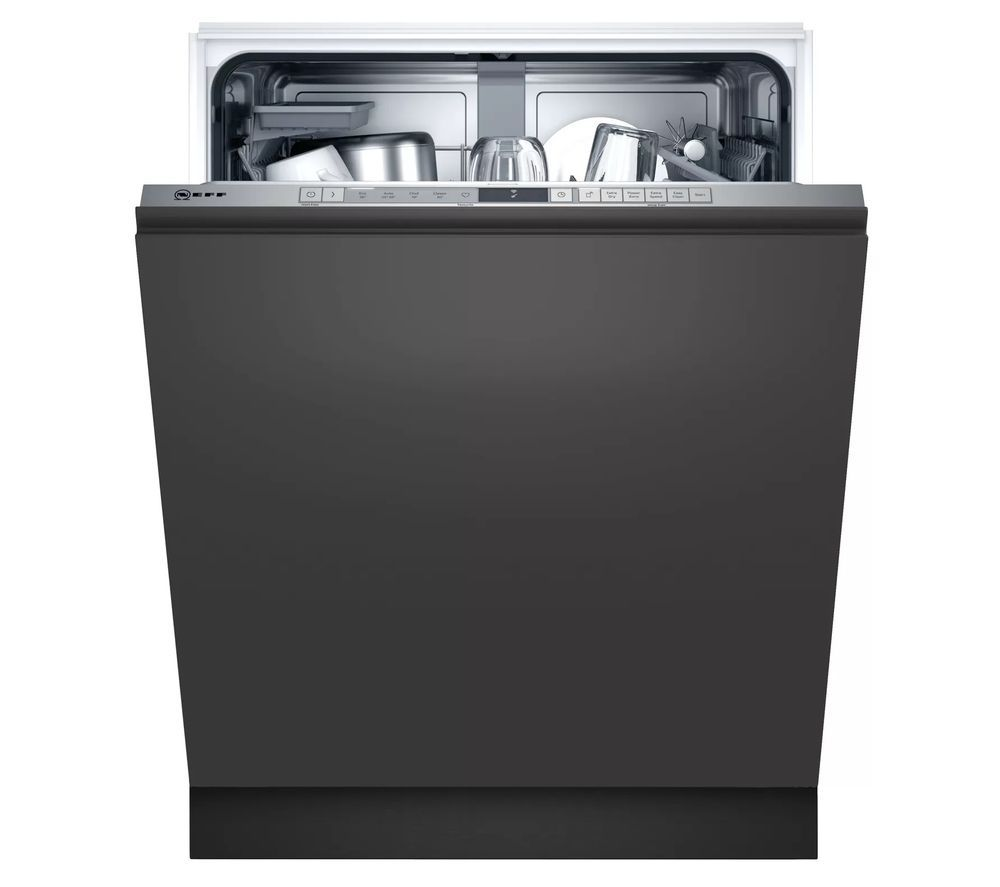 NEFF N30 S153HAX02G Full-size Fully Integrated WiFi-enabled Dishwasher