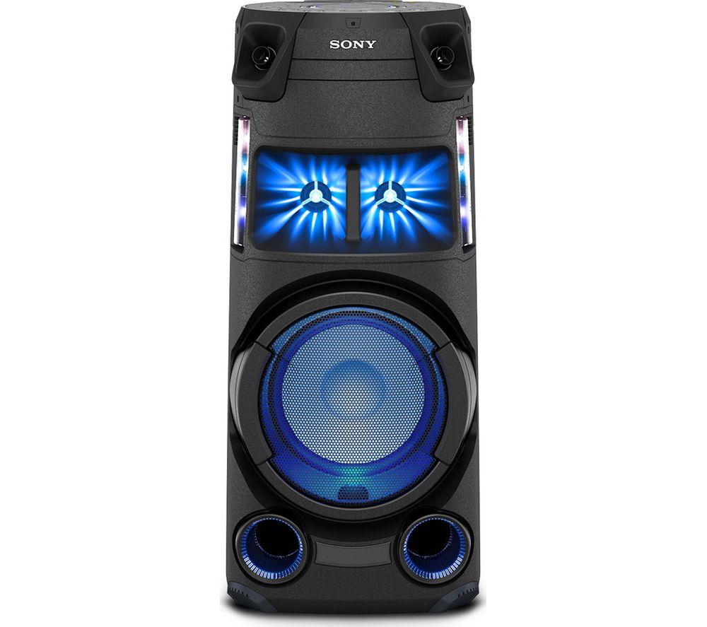 SONY MHC-V43D Bluetooth Megasound Party Speaker - Black