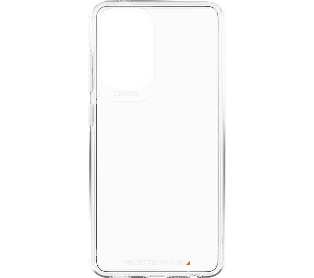 GEAR4 Crystal Palace Galaxy A52 5G Case - Clear