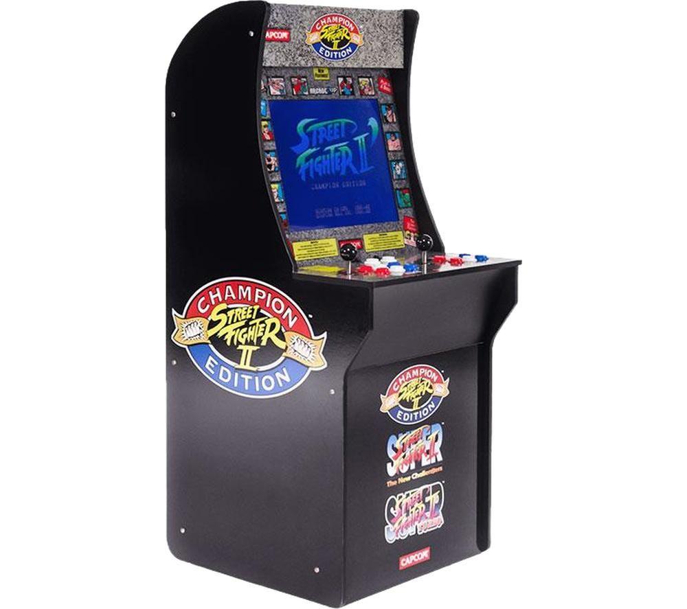 ARCADE1UP Street Fighter Arcade Cabinet