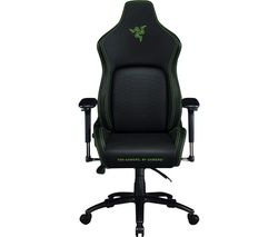 Iskur Gaming Chair - Black & Green