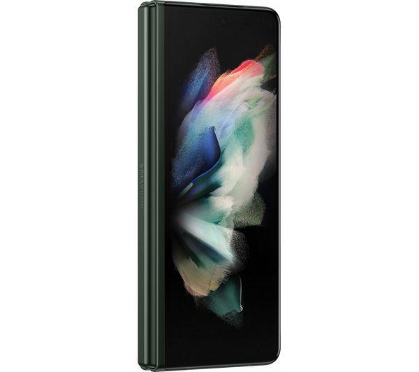 Samsung Galaxy Z Fold3 5G - 256 GB, Phantom Green 1