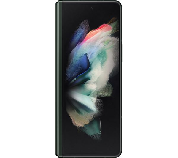 Samsung Galaxy Z Fold3 5G - 256 GB, Phantom Green 2