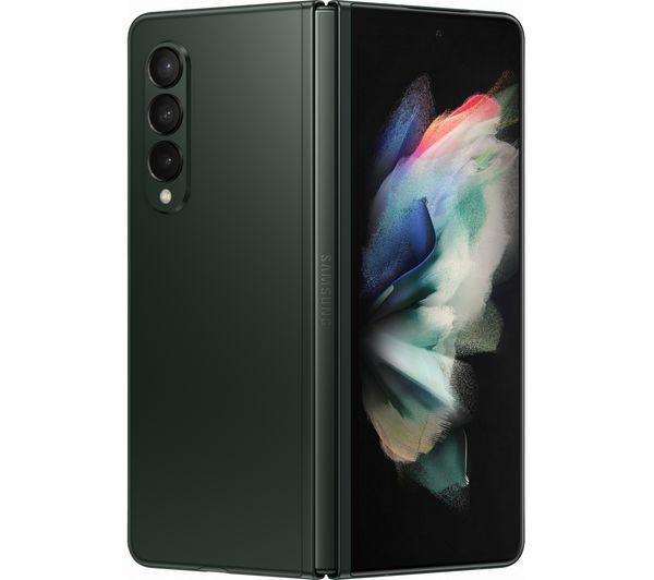 Samsung Galaxy Z Fold3 5G - 256 GB, Phantom Green 3