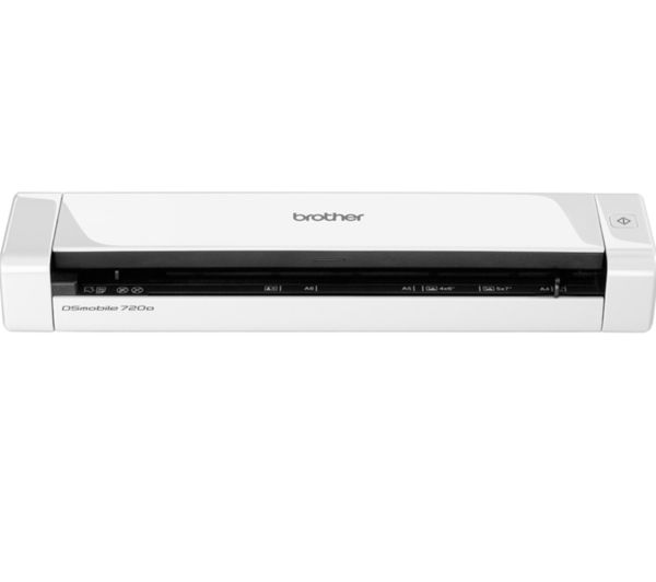 Image of BROTHER DS720D Document Scanner
