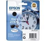 EPSON Alarm Clock 27XXL Black Ink Cartridge