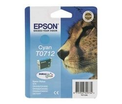 EPSON Cheetah T0712 Cyan Ink Cartridge