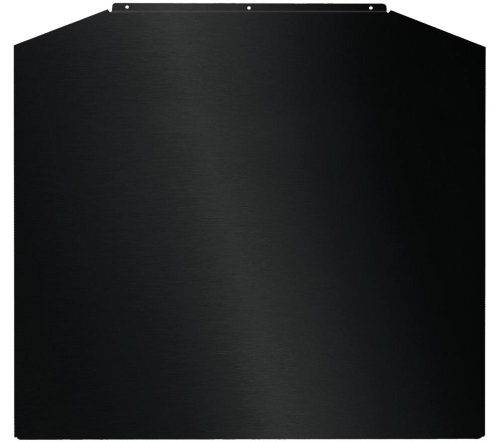 BAUMATIC BSC7BL Stainless Steel Splashback - Black, Stainless Steel Review thumbnail