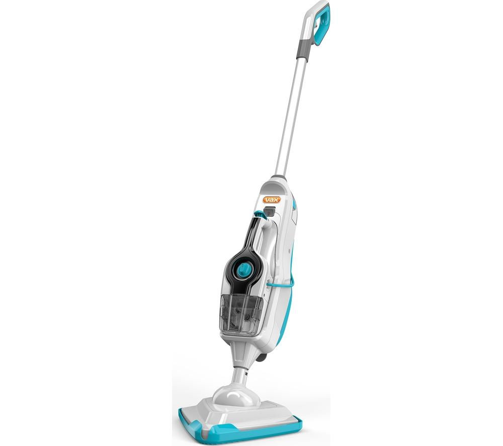 VAX Steam Fresh Combi Classic S86-SF-CC Steam Mop - White & Blue