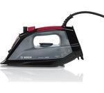 BOSCH TDA2060GB Steam Iron - Black & Red