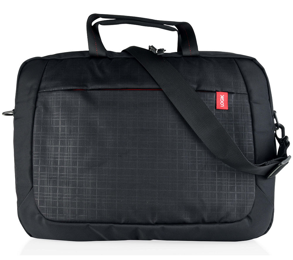 "Image of LOGIK L16CQLC16 15.6"" Laptop Case - Black"