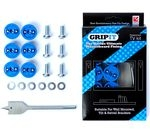 GRIPIT TV Wall Mounting Kit