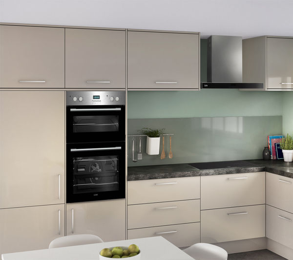 Stainless Steel Tall Kitchen Cabinet