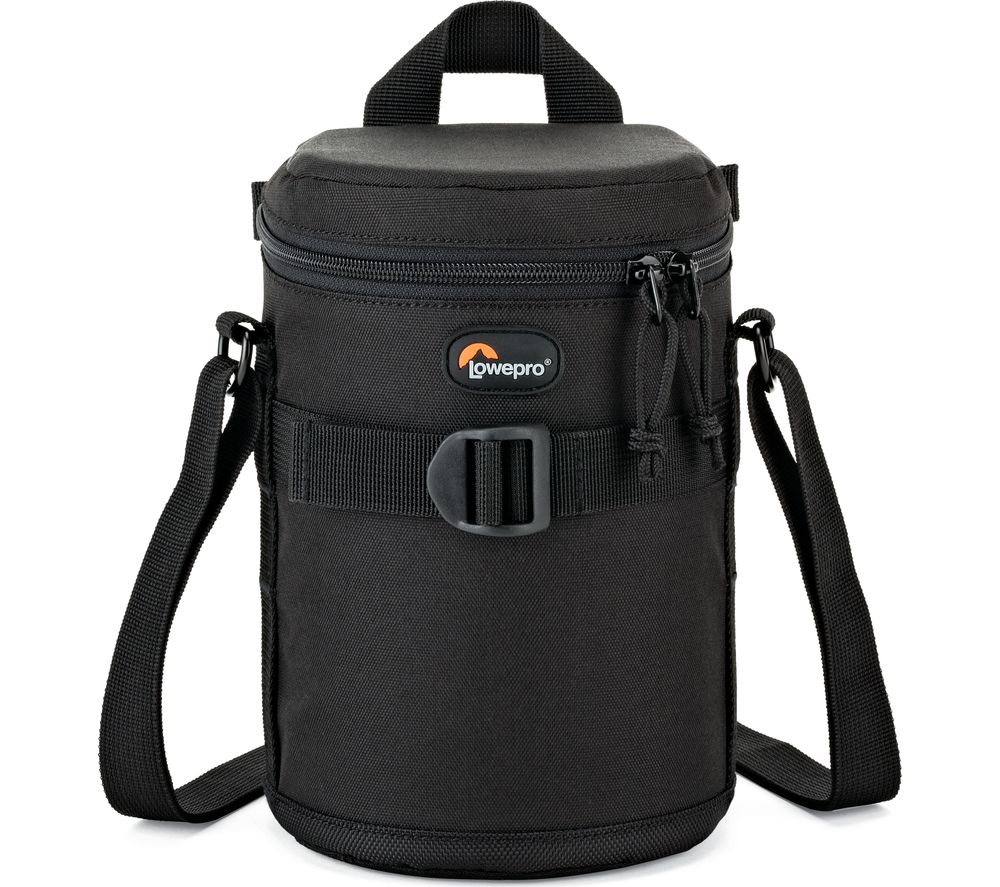 LOWEPRO LP36980 11 x 18 cm Lens Case - Black