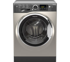 HOTPOINT Smart+ RSG 964 JGX Washing Machine - Graphite