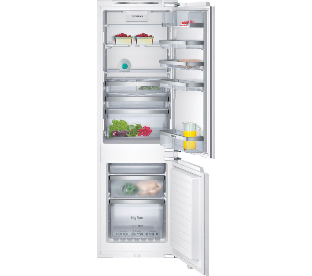 SIEMENS KI34NP60GB Integrated 60/40 Fridge Freezer