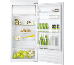 HOTPOINT HSZ12A1D Integrated Tall Fridge