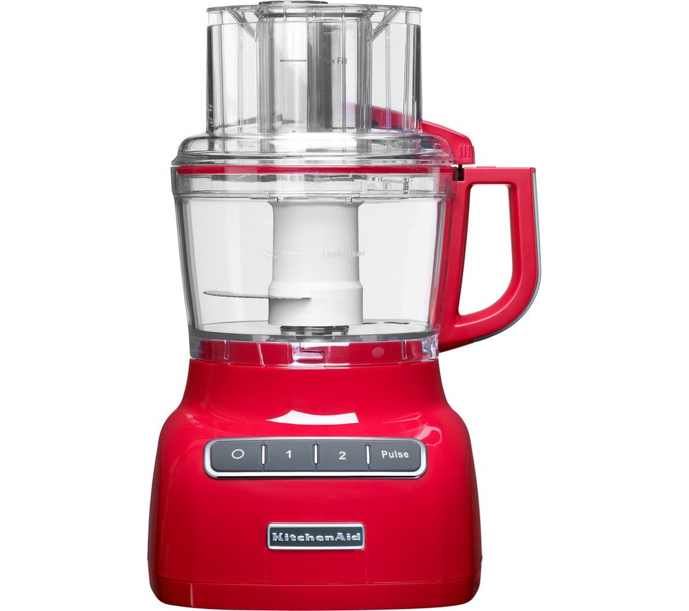KITCHENAID 5KFP0925BER 2.1L Food Processor   Empire Red