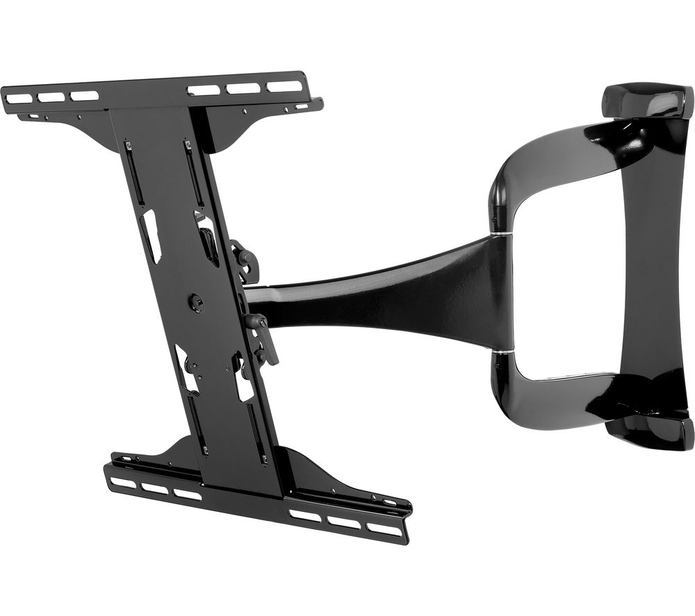 PEERLESS-AV Designer Series SLWS251/BK Full Motion TV Bracket