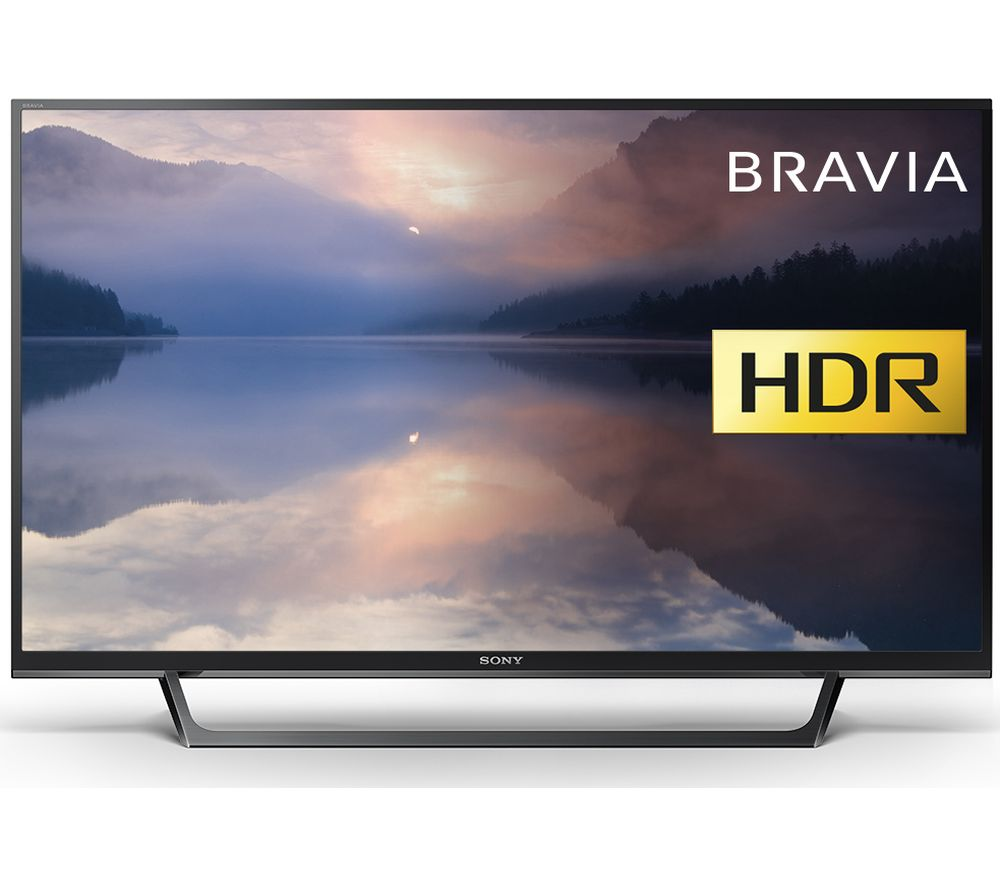 "SONY BRAVIA KDL40RE453 40"" LED TV + L2HDINT15 2 m HDMI Cable"