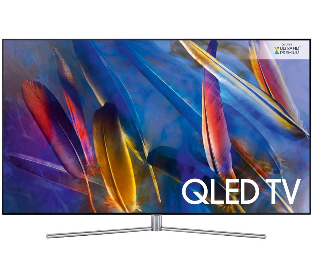Compare retail prices of 49 Inch Samsung QE49Q7FAM Smart 4K Ultra HD HDR Q LED TV to get the best deal online