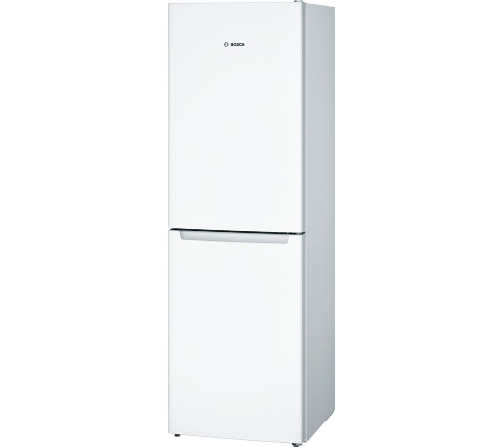 Buy BOSCH KGN34NW3AG 50/50 Fridge Freezer - White | Free Delivery ...