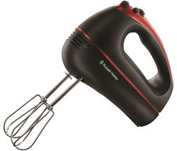 RUSSELL HOBBS Desire 18960 Hand Mixer - Black Best Price, Cheapest Prices